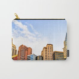 buildings of the New York New York hotel at Las Vegas, USA Carry-All Pouch