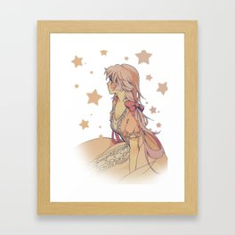 Hope This Reaches You Framed Art Print