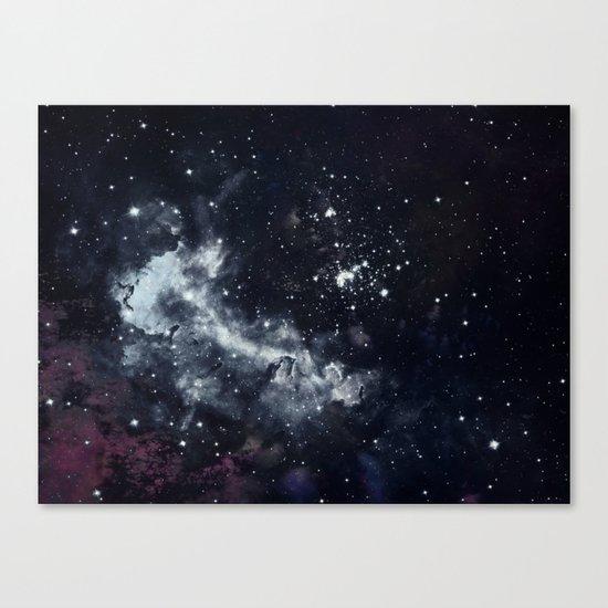 σ Brachium Canvas Print