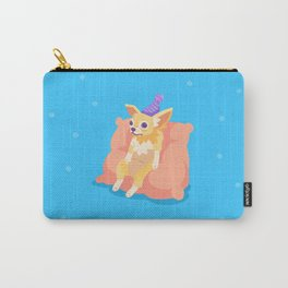 Looking Like a Chihuahua Chihuahua Carry-All Pouch