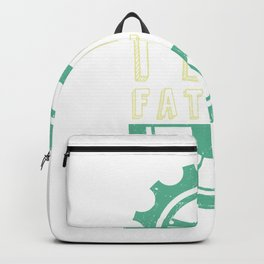 I Like Fatties Cycling Cycoptah Riding Party Velo Club Backpack