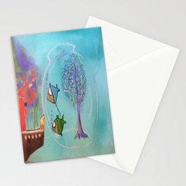 Otros mundos Stationery Cards