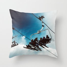 Val Tho Throw Pillow