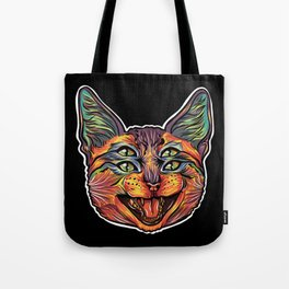 Mr. Kitty Tote Bag