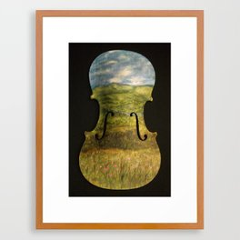 Appalachian Spring Framed Art Print