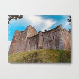 Doune Castle, Scotland Metal Print