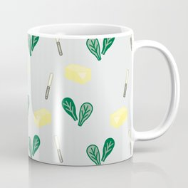 Butter & Spinach Coffee Mug