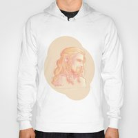 fili Hoodies featuring Fili ColorPalette by ScottyTheCat