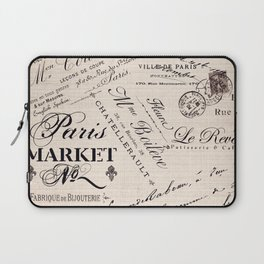 Paris Market 2 Laptop Sleeve