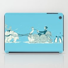 Snow Queen iPad Case