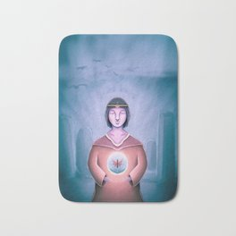 The Young Wizard Bath Mat