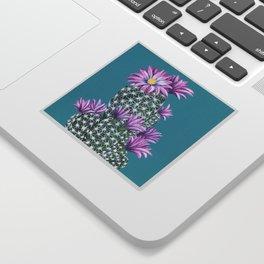 Purple Escobar Sticker