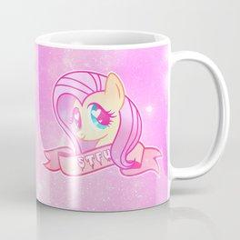 Grunge SHY Coffee Mug