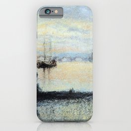 Note In Flesh Colour The Guidecca By James Mcneill Whistler | Reproduction iPhone Case
