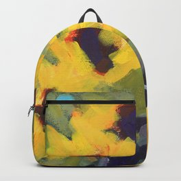 Sage and Sunflowers Backpack