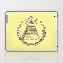 I see what you did there Laptop & iPad Skin