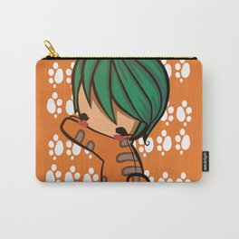 The little Tiger Carry-All Pouch
