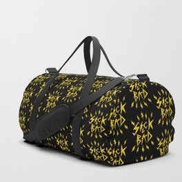sick & bad Duffle Bag