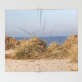 Wild Landscapes at the coast 6 Throw Blanket