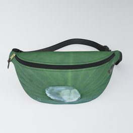 Dew on a Lilypad Fanny Pack