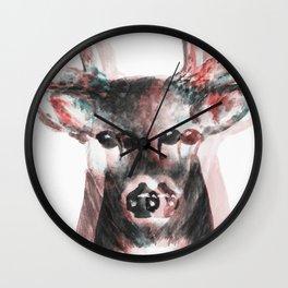 3Deer Wall Clock