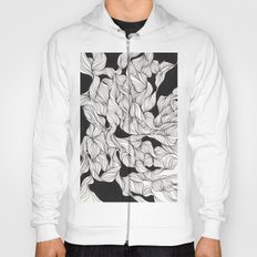 Abstract curlicues Hoody