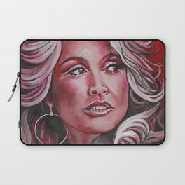 Dolly Parton in Pink Laptop Sleeve
