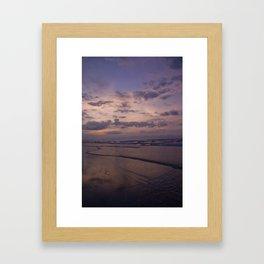 Wildwood Sunrise Framed Art Print