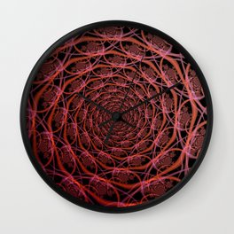 Galaxy of Filaments Wall Clock