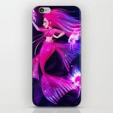 Angelfish Mermaid iPhone & iPod Skin