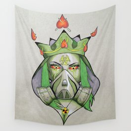 toxic love Wall Tapestry