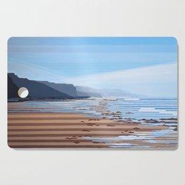 Jalama Beach Landscape Cutting Board