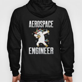 Aerospace Engineer Unicorn Engineering Gifts graphic Hoody