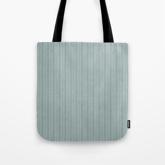 stamb chevron Tote Bag