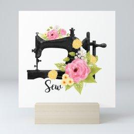 Sew Mini Art Print