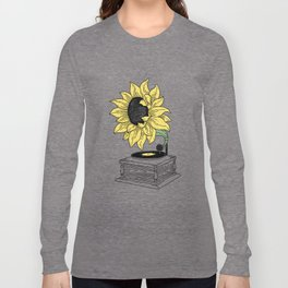 Singing in the sun Long Sleeve T-shirt