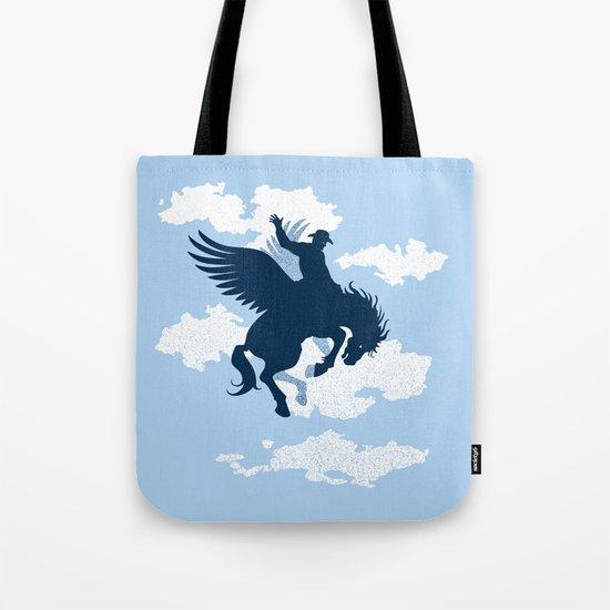 Sky Rodeo Tote Bag