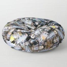 Kablooie Tubes Floor Pillow