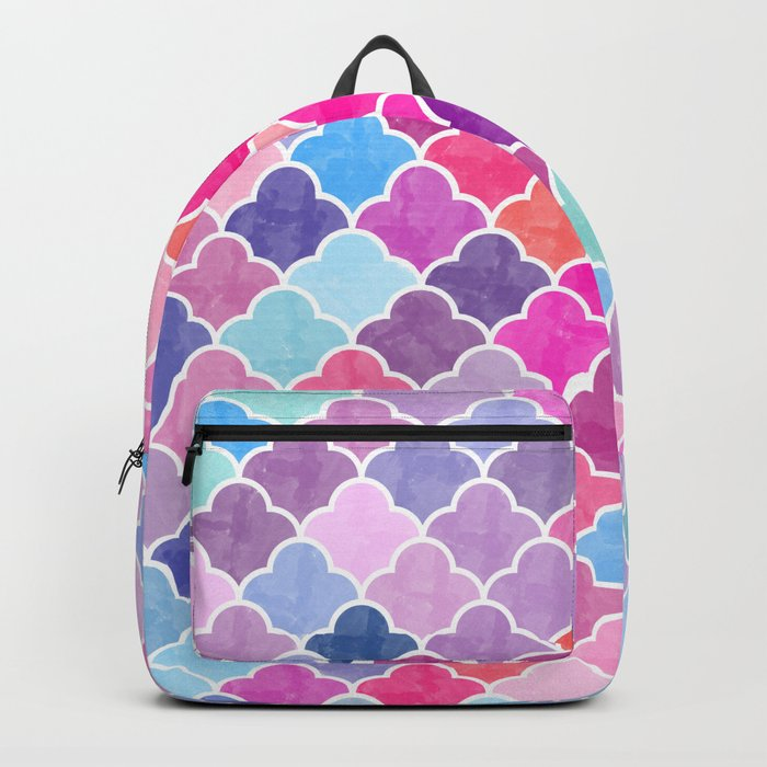 Watercolor Lovely Pattern CII Backpack