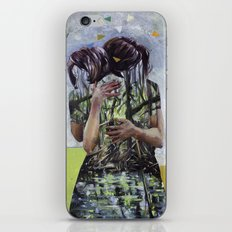 don't let me go/farewell iPhone & iPod Skin
