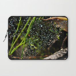 The eyes of the grass Laptop Sleeve