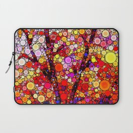 Planting Cherry Trees Laptop Sleeve