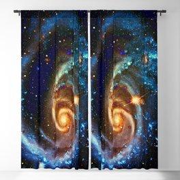 Spiral Galaxy Blackout Curtain