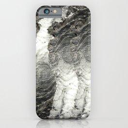 Black Ice iPhone Case