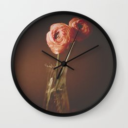 Dark Paradise Wall Clock