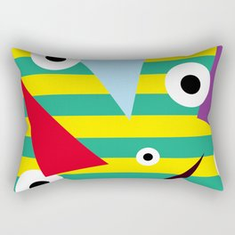 future STRIPES Rectangular Pillow