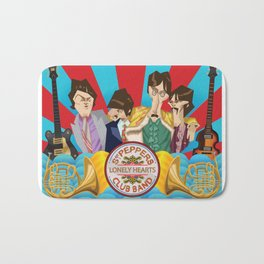 Sgt. Peppers Lonely Hearts Club Band Bath Mat