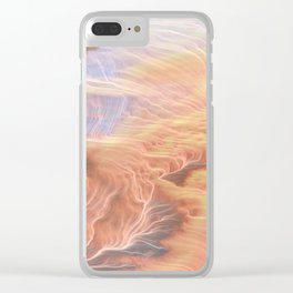 Wild is the Wind Clear iPhone Case