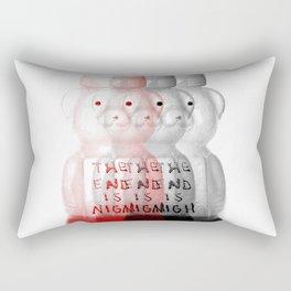 Sticky Situation Rectangular Pillow