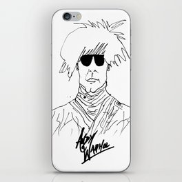 Andy iPhone Skin